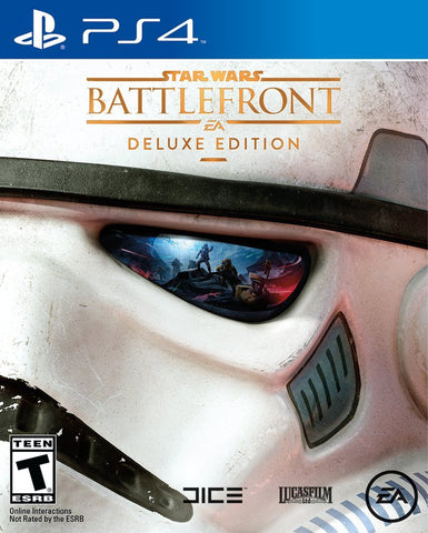Star Wars: Battlefront - Deluxe Edition (Playstation 4 / PS4) NEW
