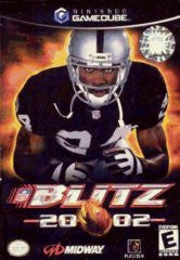 NFL Blitz 2002 (Nintendo GameCube) Pre-Owned: Disc(s) Only