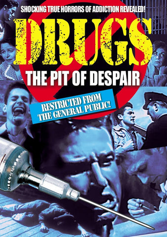 Drugs: The Pit of Despair (DVD) Pre-Owned