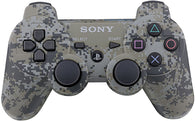 Official SONY Wireless Controller - Urban Camouflage (Model #CECHZC2U) (Playstation 3 Accessory) Pre-Owned
