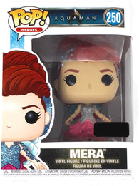 Heroes: #250 Aquaman - Mera (Game Stop Exclusive) (Funko POP!) NEW