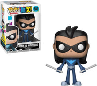 Television: #580 - Teen Titans Go! - Robin As Nightwing (Funko POP!) NEW