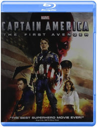 Captain America: The First Avenger (2011) (Blu Ray / Movie) Pre-Owned: Disc(s) and Case