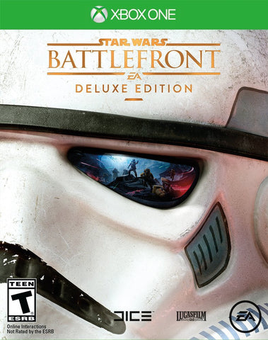 Star Wars: Battlefront - Deluxe Edition (Xbox One) NEW