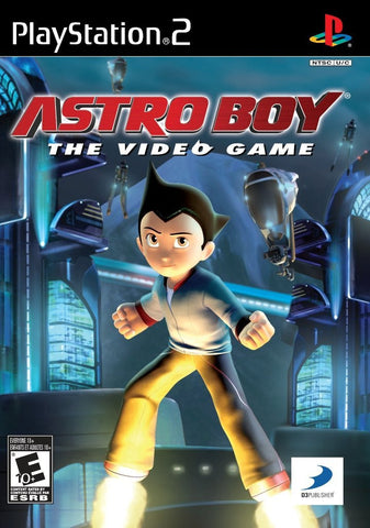 Astro Boy: The Video Game (Playstation 2 / PS2) Pre-Owned: Disc Only