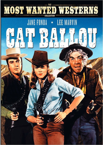 Cat Ballou (DVD) Pre-Owned