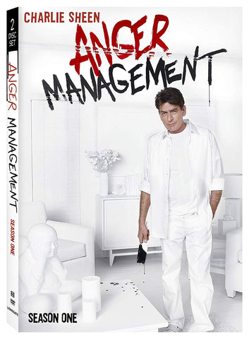Anger Management: Season 1 (DVD) Pre-Owned