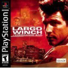 Largo Winch (Playstation 1 / PS1) Pre-Owned: Game, Manual, and Case