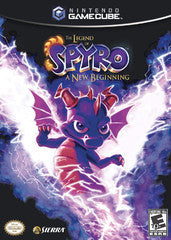 The Legend of Spyro: A New Beginning (Nintendo GameCube) Pre-Owned: Disc(s) Only