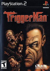 Trigger Man (Playstation 2 / PS2) Pre-Owned: Game, Manual, and Case
