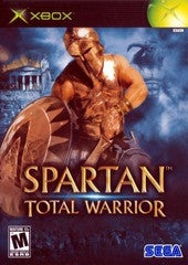 Spartan: Total Warrior (Xbox) Pre-Owned: Game and Case