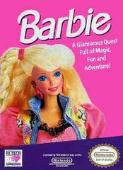 Barbie (Nintendo) Pre-Owned: Game, Manual, Poster, and Box