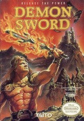 Demon Sword (Nintendo) Pre-Owned: Cartridge Only
