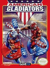 American Gladiators (Nintendo / NES) Pre-Owned: Cartridge Only