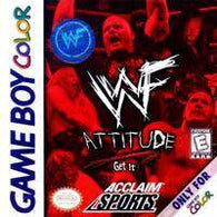 WWF Attitude (Nintendo Game Boy Color) Pre-Owned: Cartridge Only