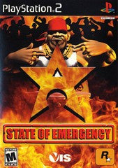 State of Emergency (Playstation 2 / PS2) Pre-Owned: Game, Manual, and Case