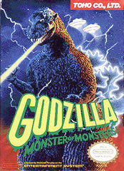 Godzilla: Monster of Monsters! (Nintendo) Pre-Owned: Cartridge Only