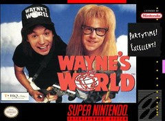 Wayne's World (Super Nintendo / SNES) Pre-Owned: Cartridge Only