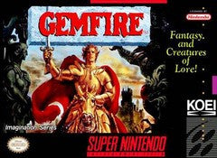 Gemfire (Super Nintendo) Pre-Owned: Cartridge Only