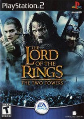 Lord of the Rings Two Towers (Playstation 2 / PS2) Pre-Owned: Game, Manual, and Case