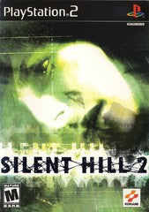 Silent Hill 2 (Playstation 2 / PS2) Pre-Owned: Game, Manual, and Case
