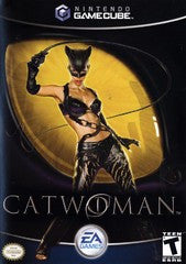 Catwoman (Nintendo GameCube) Pre-Owned: Game, Manual, and Case