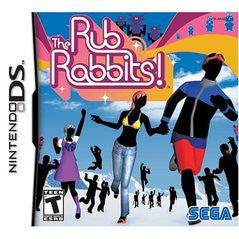 Rub Rabbits (Nintendo DS) Pre-Owned: Cartridge Only