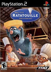 Ratatouille (Playstation 2 / PS2) Pre-Owned: Game, Manual, and Case