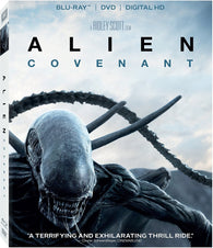 Alien: Covenant (Blu Ray Only) Pre-Owned: Disc and Case