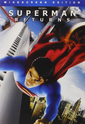 Superman Returns (Widescreen Edition) (2006) (DVD / CLEARANCE) Pre-Owned: Disc(s) and Case