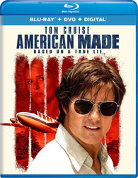 American Made (Blu Ray Only) Pre-Owned: Disc and Case