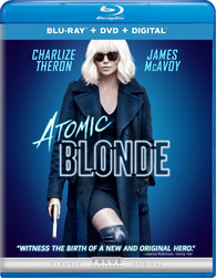 Atomic Blonde (Blu Ray Only) Pre-Owned: Disc and Case
