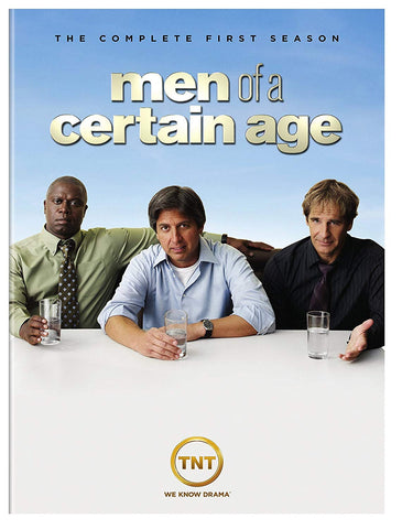 Men of a Certain Age: Season 1 (DVD) Pre-Owned