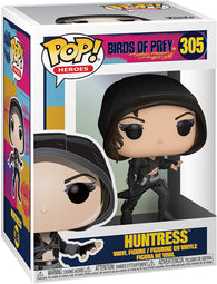 Heroes: #305 Birds of Prey - Huntress (Funko POP!) NEW