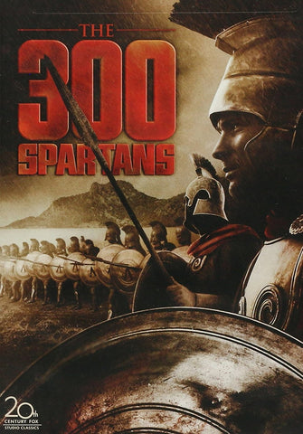 The 300 Spartans (DVD) Pre-Owned
