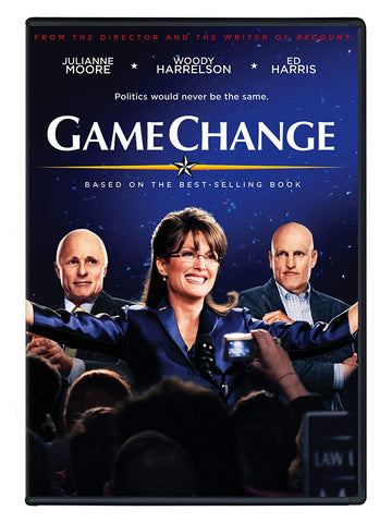 Game Change (DVD) Pre-Owned