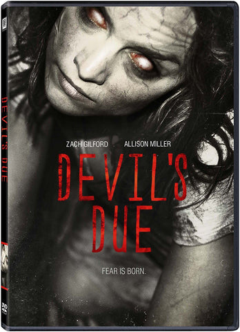 Devil's Due (DVD) Pre-Owned