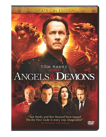 Angels & Demons (DVD) Pre-Owned