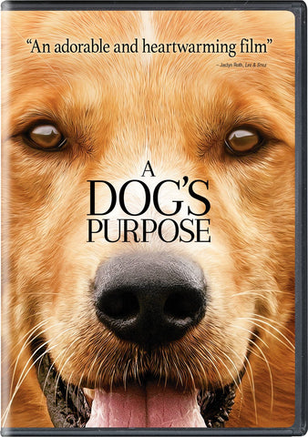 A Dog's Purpose (DVD) Pre-Owned