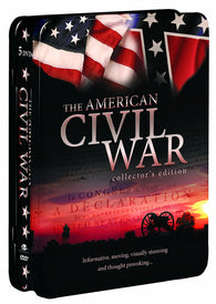 The American Civil War: Collector's Edition (DVD) Pre-Owned