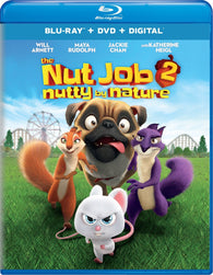 The Nut Job 2: Nutty By Nature (Blu Ray Only) Pre-Owned: Disc and Case