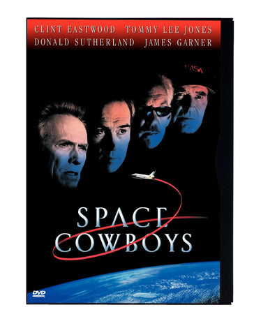 Space Cowboys (2000) (DVD Movie) Pre-Owned: Disc(s) and Case