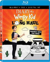 Diary of a Wimpy Kid: The Long Haul (Blu Ray Only) Pre-Owned: Disc and Case