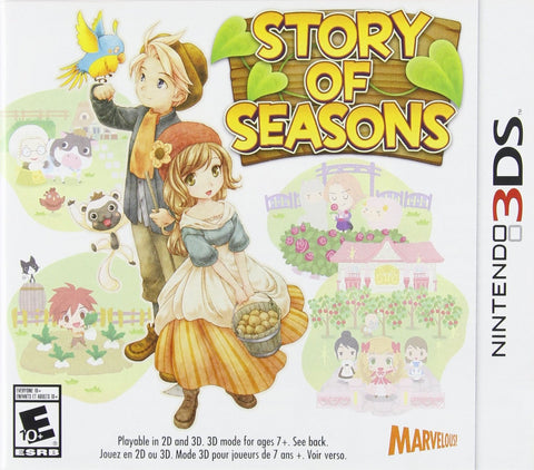 Story of Seasons (Nintendo 3DS) NEW