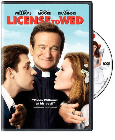 License to Wed (DVD) Pre-Owned