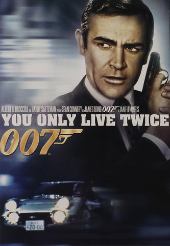 James Bond 007: You Only Live Twice (DVD) Pre-Owned