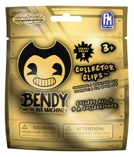 Bendy and the Ink Machine: Collector Clips Figures (Series 2) Mystery Mini - NEW