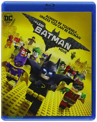 The Lego Batman Movie (Blu Ray) Pre-Owned