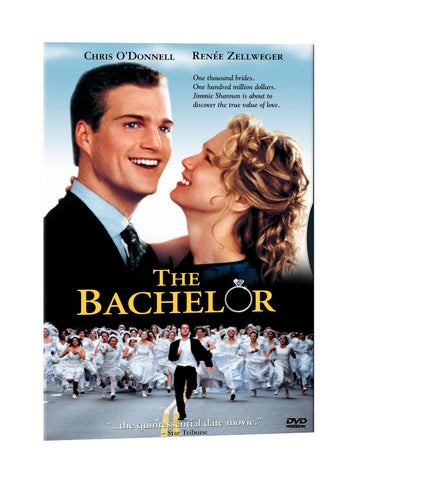 The Bachelor (1999) (DVD / Movie) Pre-Owned: Disc(s) and Case