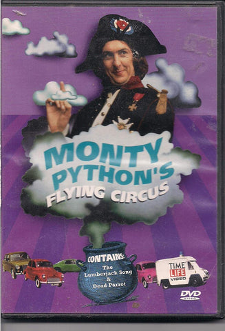 Monty Python's Flying Circus (The Lumberjack Song & Dead Parrot) (DVD) Pre-Owned
